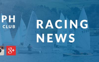 Sailing Results 27th Dec 2020